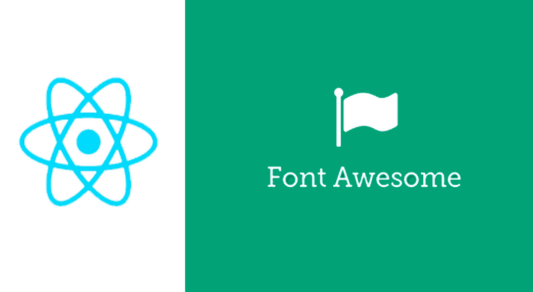React js   font-awesome